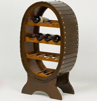 Custom Floor Display For Wine Champagne Whiskeyliquids Beer Coconut Water