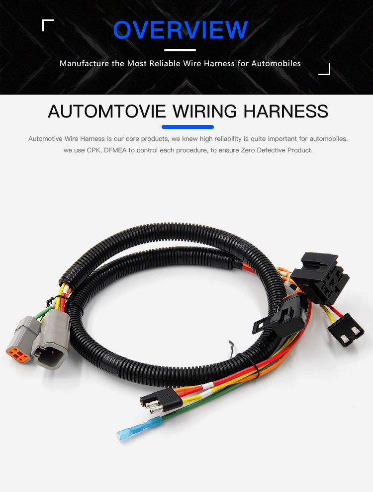 Oem Car Wire Harness Manufacturers For Automotive: Automotive Wiring Harness Manufacturers At Jornalmilenio.com