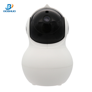 Baby Monitor Wireless 720P Indoor Night Vision Smart Home Security Pan/Tilt Micro SD Card WIFI PTZ CCTV IP Camera