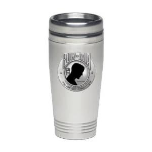 P.O.W. M.I.A. Thermal Mug