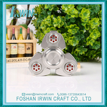High quality metal wind fidget spinner