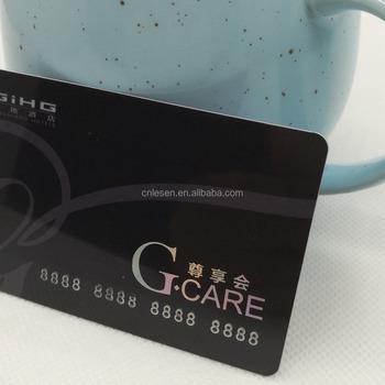 Plastic Printing Laser Hot Foil Stamping Business Cards Buy