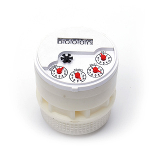 Hot sell in Turkey ISO4064 Class C DN15-50mm water meter parts dry type water meter mechanism