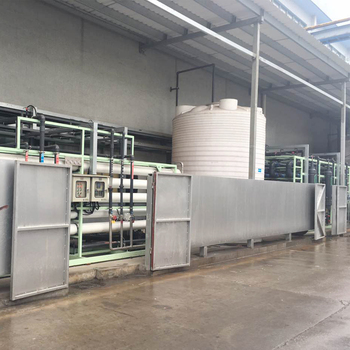 Pengkai Recycled Recycling Waste Water Reverse Osmosis Treatment Plant System