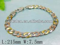 Fashion Gold Bracelet/18K Gold Bracelet/24K Yellow Gold Bracelet