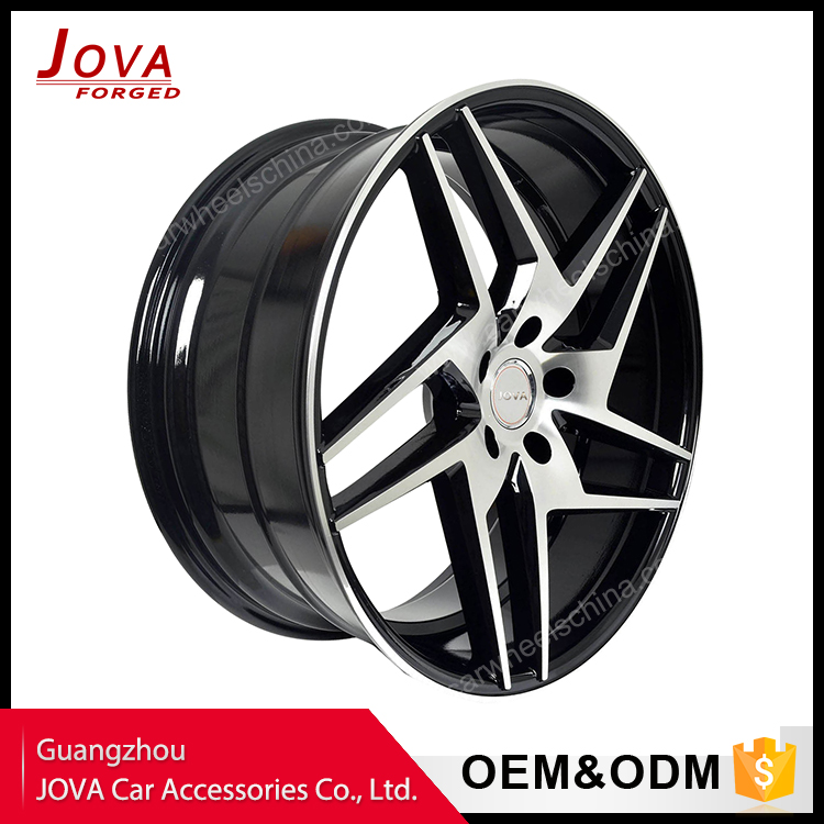 21 inch forged alloy wheels and tires for trucks