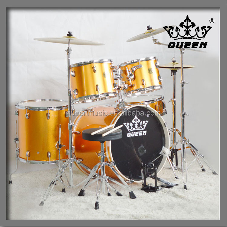 High grade 5 stücke drum set/Trommel Sets/Professionelle Drum Set