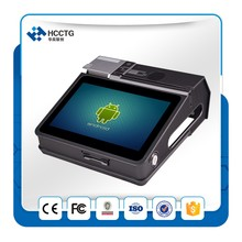 all in one android wifiedu pos terminal with printer HPOS1010