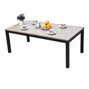 WGT wooden set modern tea coffee table