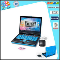 Kids Learning machine learning computer toy laptop toy