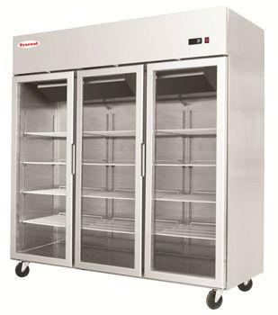 3 door display chiller freezer buy tescool 3 door for 1 door display chiller