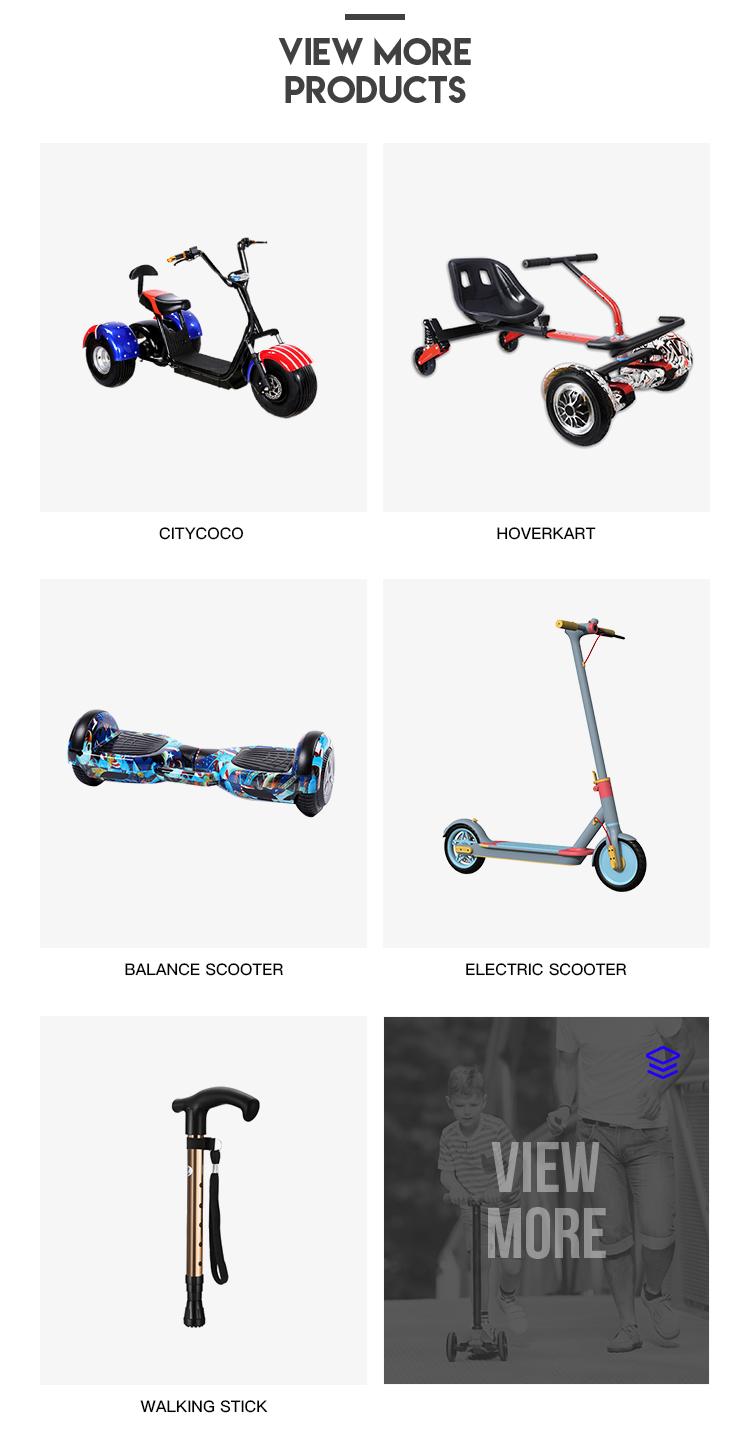 Le plus récent 12 km/h scooter électrique une roue de bonne qualité