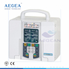 AG-XB-Y1200 CE Approved Medical 2-channel electronic iv smart mri compatible types of intravenous infusion pump analyzer