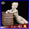 Decorative Sculptures Marble Nude Sexy Girl Statue for Sale