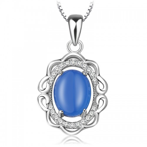 MLA253 new design good imitation jewellery necklace pendant antique silver