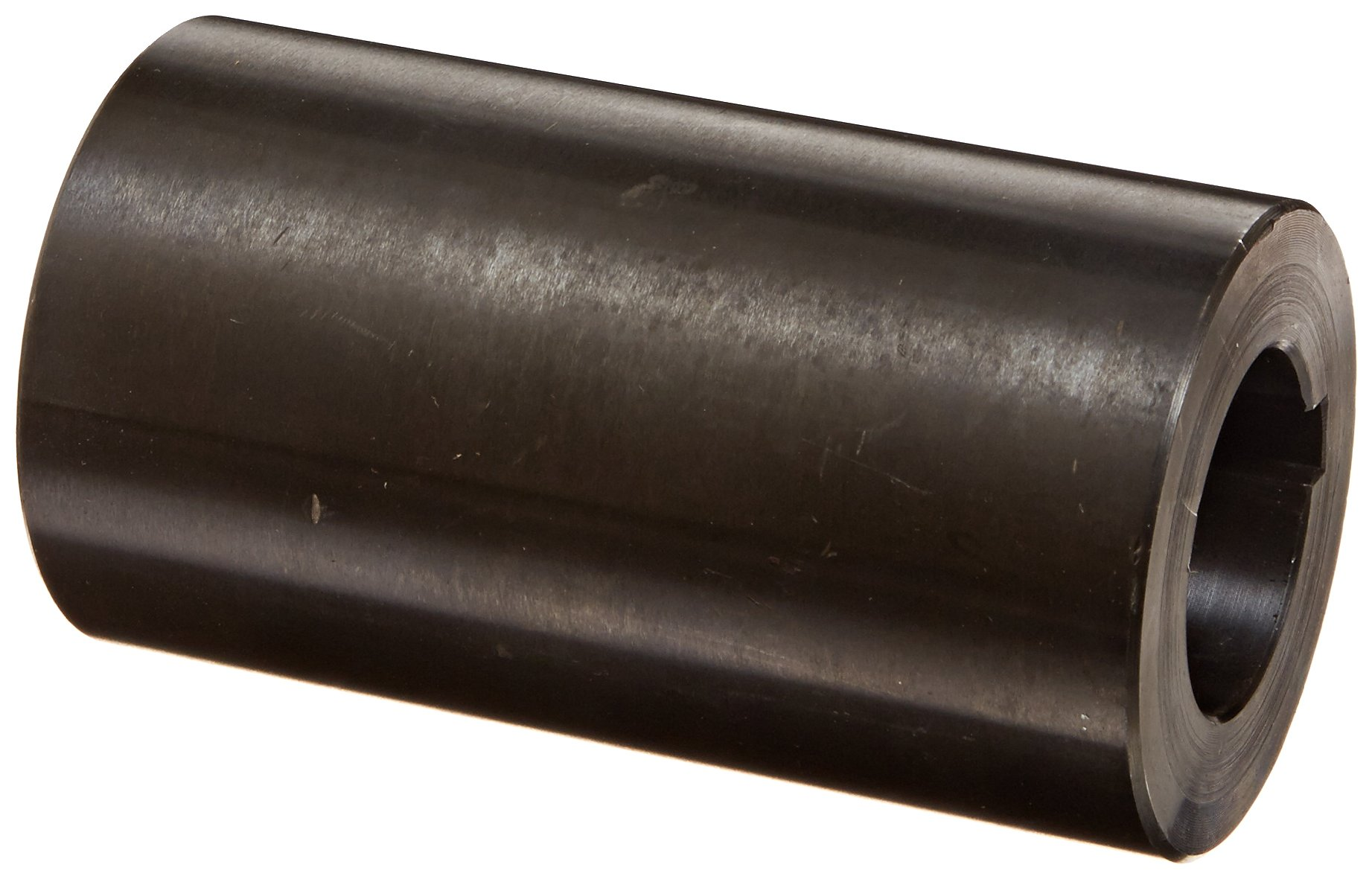 1//4-20 x 1//4 Set Screw 1 inch OD Climax Part RC-050-4H @ 90 Mild Steel 1//2 inch bore 1 1//2 inch Length Black Oxide Plating Rigid Coupling