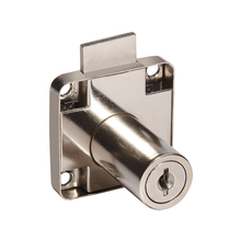 Zinc alloy iron office furniture wooden desk table cabinet drawer lock