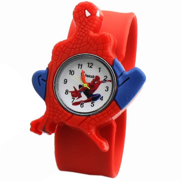 Buy Kids Cartoon Watches Hot Sale Fashion Watch Spider Man Watches Quartz Watch Children Clock Boy Gril Gift Hours Relojes Relogio In Cheap Price On Alibaba Com