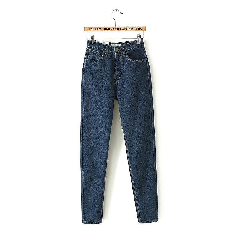 Grosshandel Grosshandels Boyfriend Jeans Fur Frauen Hohe Taille Jeans
