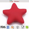 DIY 100% Food Grade silicone star loose beads and jewelry making BD013
