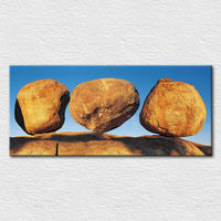 Modern Picture of lager stones printed on cotton canvas from a art photo, home decor special oil painting for home decor