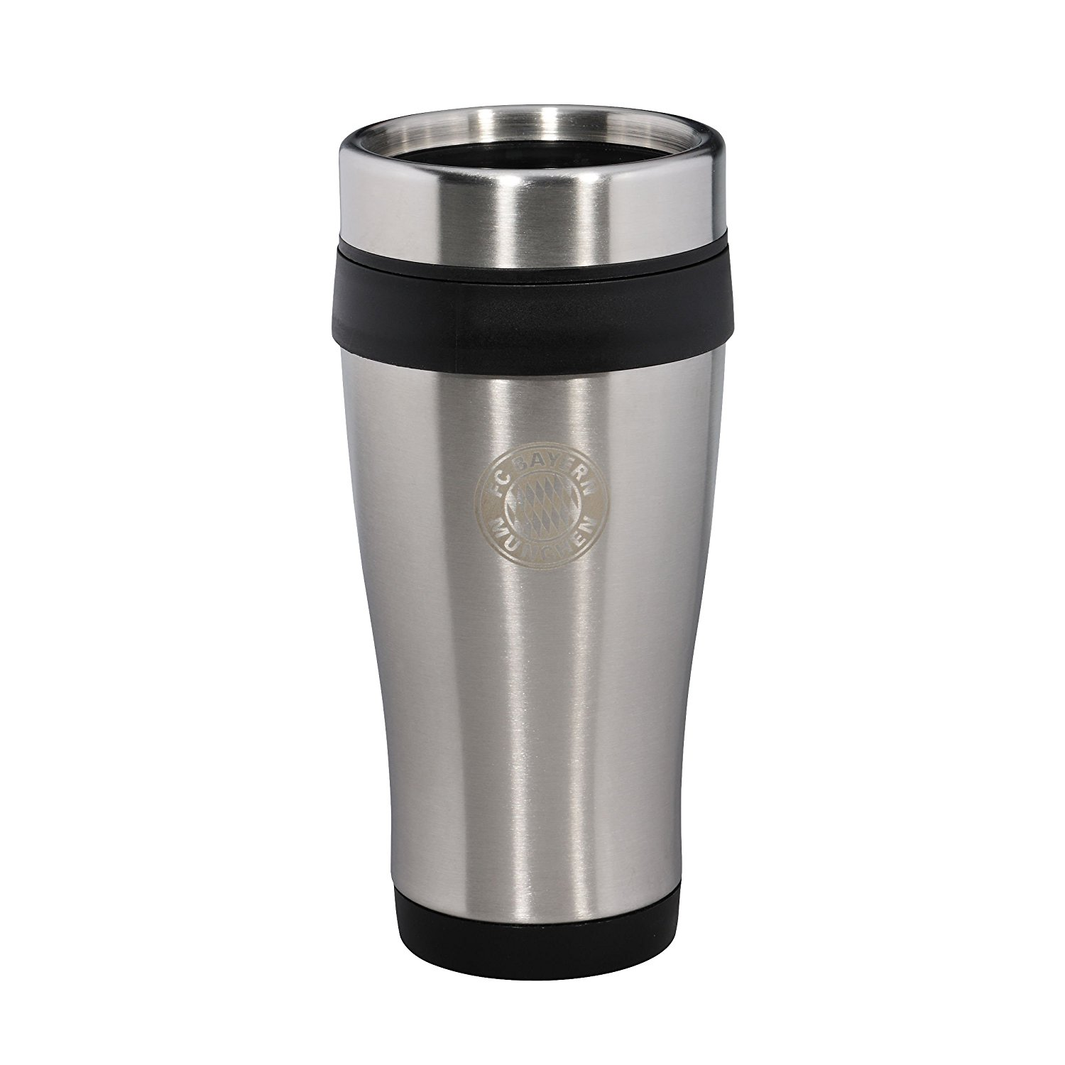 Get Quotations Vacuum Flask Silver Fc Bayern Munich Thermobecher Ca 0 4 L Cup Fcb
