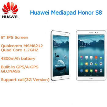 huawei 8 inch tablet. 8inch tablet pc huawei mediapad hornor t1 3g s8-701u android 4.3 qualcomm msm8212 quad 8 inch c