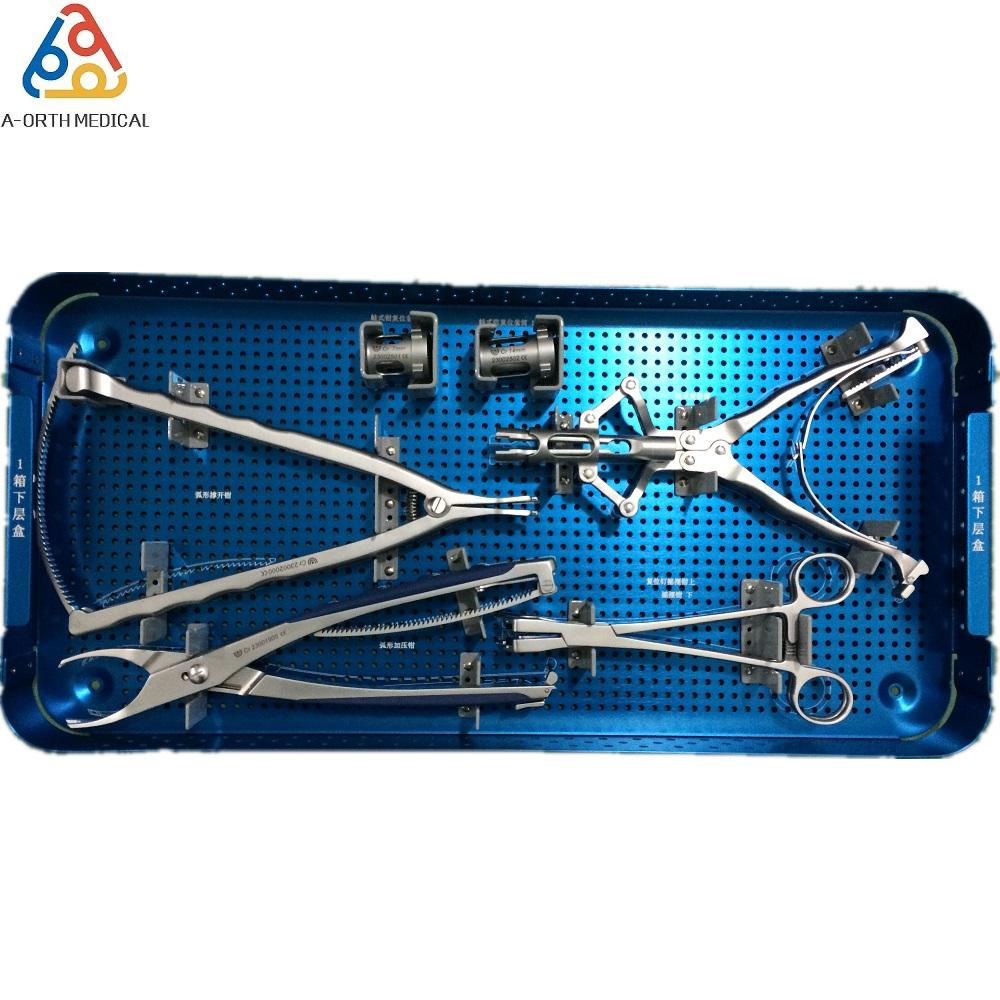 China Spine Instrument Set, China Spine Instrument Set Manufacturers