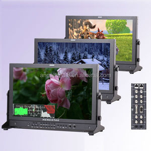 24 inch 10bit waveform broadcast hd sdi monitor