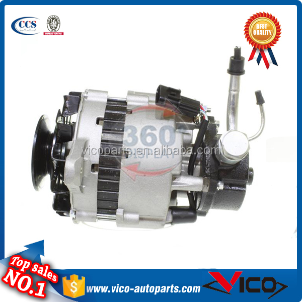 Auto Alternator For Hyundai H100 Bus Kasten Pritsche 2.5 Diesel,AD165212,3730042806,3730042610