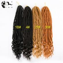 60 CM style Afro tressage <span class=keywords><strong>synthétique</strong></span> torsion tresse jamaïque <span class=keywords><strong>extensions</strong></span> <span class=keywords><strong>de</strong></span> <span class=keywords><strong>cheveux</strong></span> synthétiques bon marché <span class=keywords><strong>dreadlocks</strong></span> pour fille <span class=keywords><strong>de</strong></span> beauté