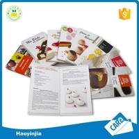 Custom design cheap brochure printing services