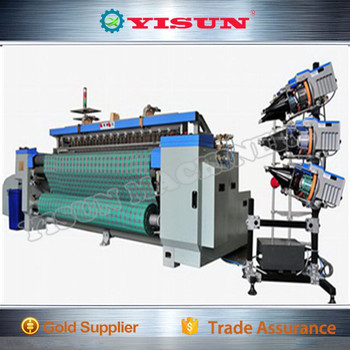 New Model China Air Jet Loom / Weaving Process / Used Japanese ...