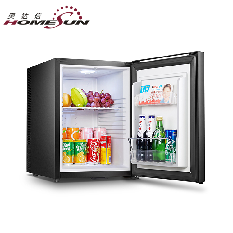 BCH-50BG Thermoelectric Fridge 50L, Thermoelectric Plastic Mini Bar Refrigerators