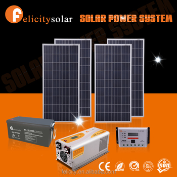 Residential Stand Alone Solar Power System 1500wp With With Solar Panel Inverter Battery And Pwm Controller Buy Solar Power System 1500wp 1kva Solar System Price Stand Alone Solar Power System Product On Alibaba Com