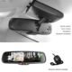 4.3inch Win CE Rearview Mirror JM043LA for any car with built -in GPS,rear mirror , navigation
