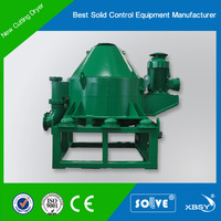 waste management cutting drier