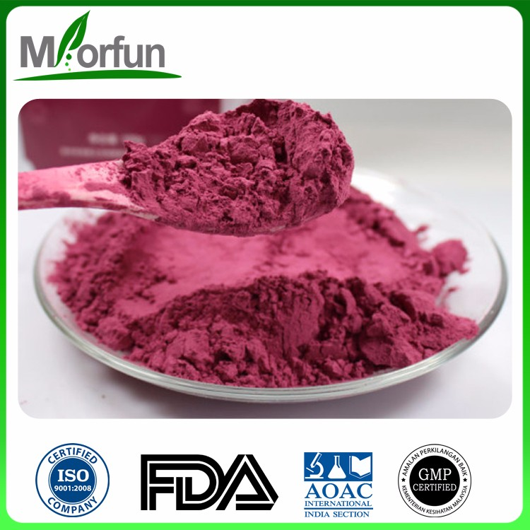 Food Colorant beet root p.e.10:1 beet root juice with certificate