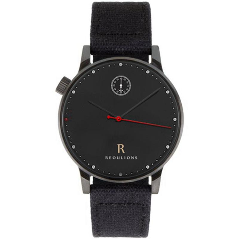 a4a6cfc95435 Dial pequeño segunda lujo cuarzo Edición Limitada hombre aleación moda del  deporte digital Reloj