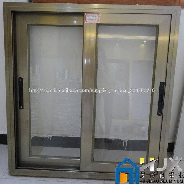 Frame material aleaci n de aluminio ventanas y puertas for Ventanas de aluminio color bronce