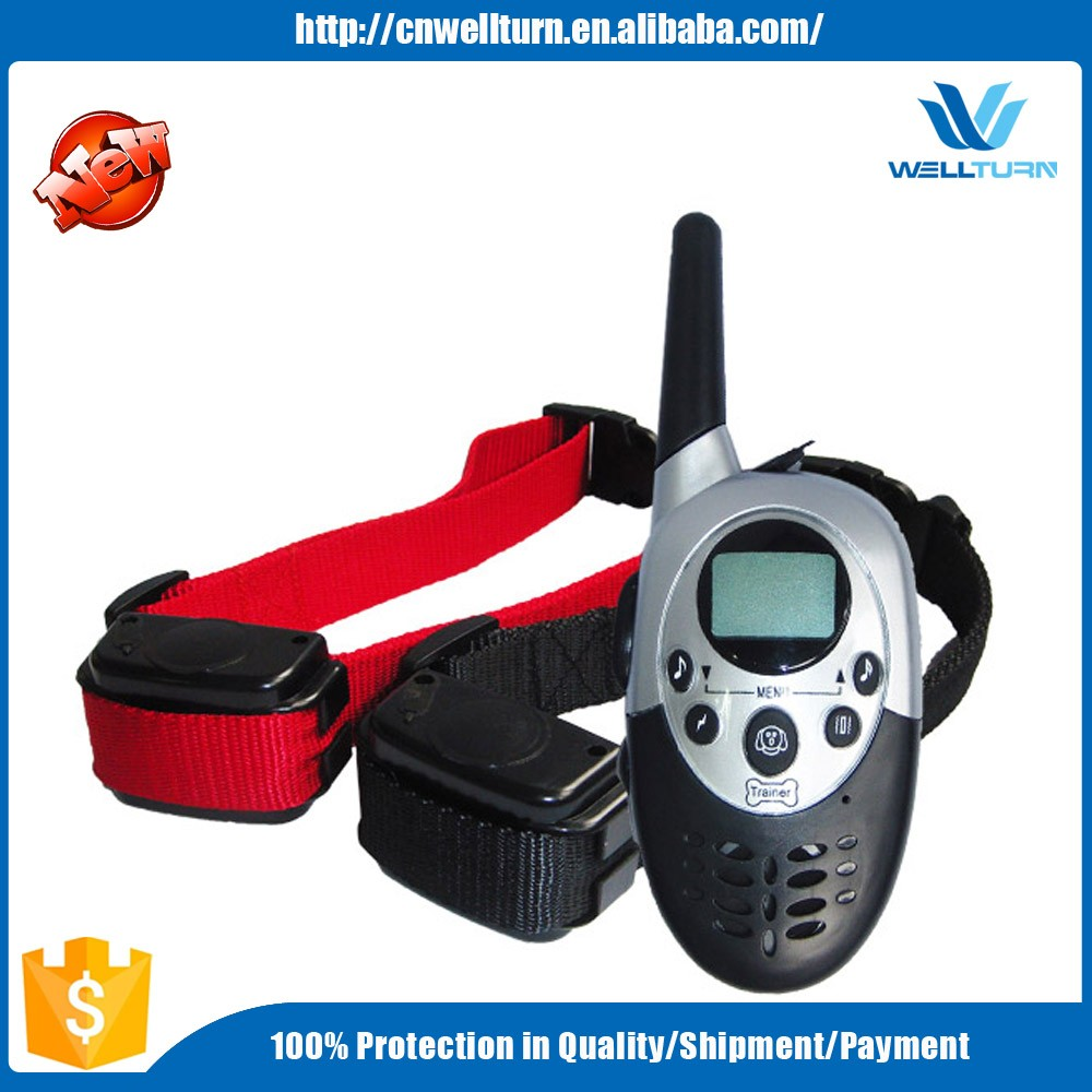 Good Quality Lcd Automatic Shock and Static Training Collar