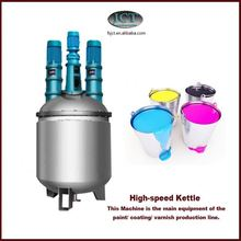 JCT spray paint filling machine production equipment