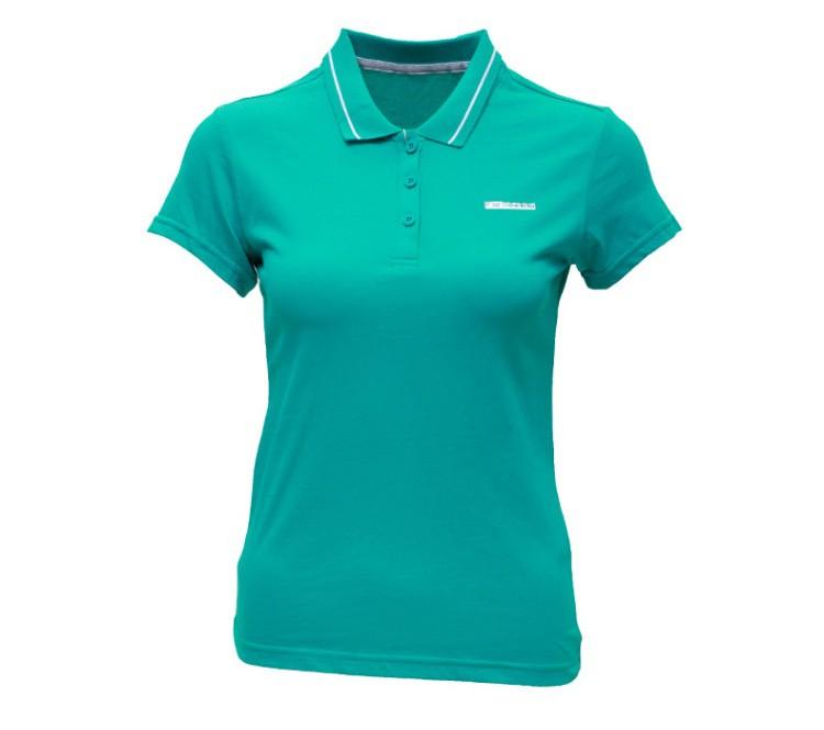 Promotion Advertising Polyester Polo Shirt Women Logo Polo Shirt ... 159a053207
