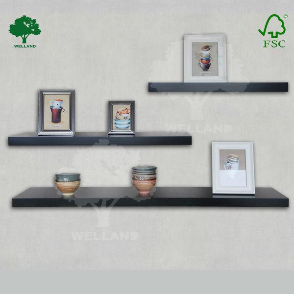 Decoracion con repisas flotantes otro mobiliario de sala for Ganchos para repisas