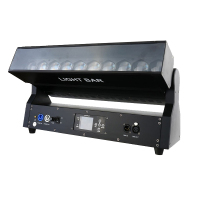 Guangzhou sharpy professional zoom wash led beam moving light bar 4in1 RGBW Impression bar 4