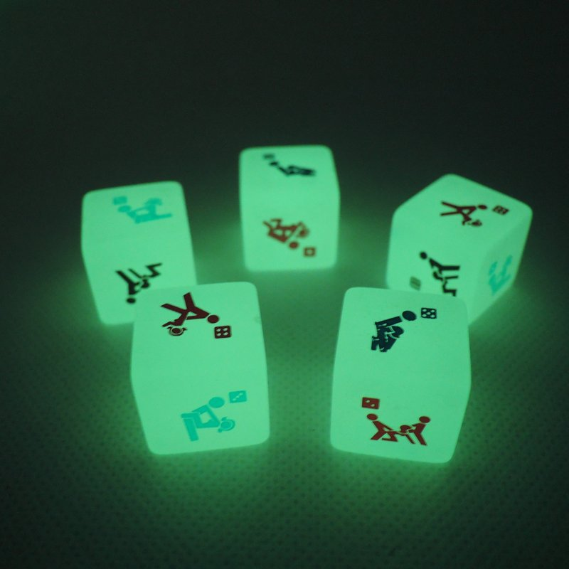 Sex games with dice