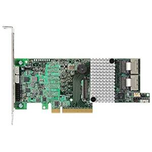 LSI00296 - LSI Logic MegaRAID SAS 9266-8i - Serial ATA/600, Serial Attached SCSI (SAS) - PCI Express 2.0 x8 - R