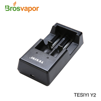 the Latest Promotion Product tesiyi Y2 charger for rechargeable lithium batteries