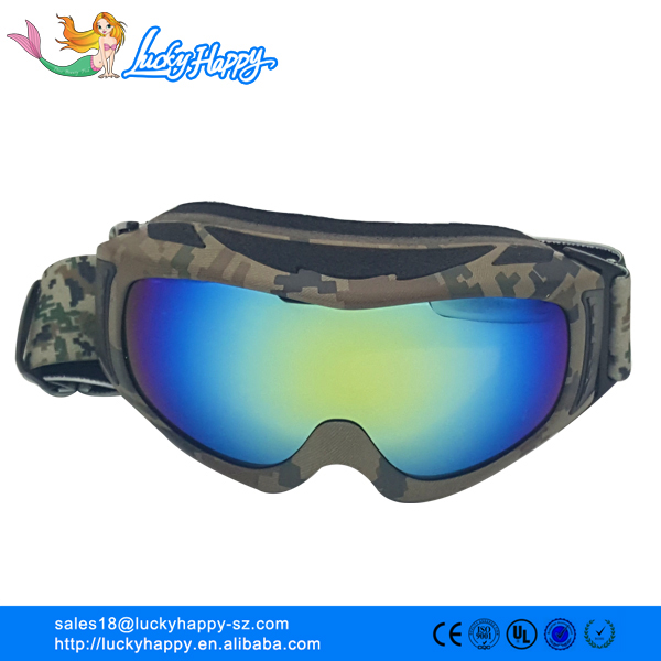 Merry Christmas Gift winter Sport equipment OEM Service ski goggles