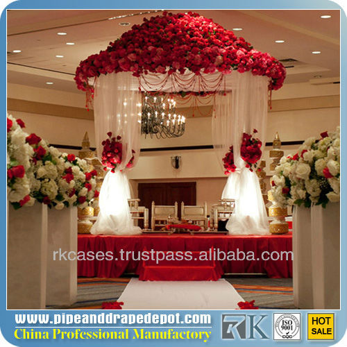 new indian wedding decorations with quality and competitive